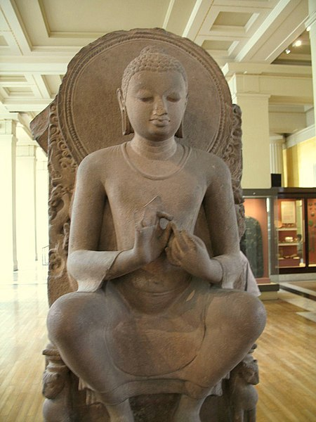 File:Buddha from Sarnath.jpg
