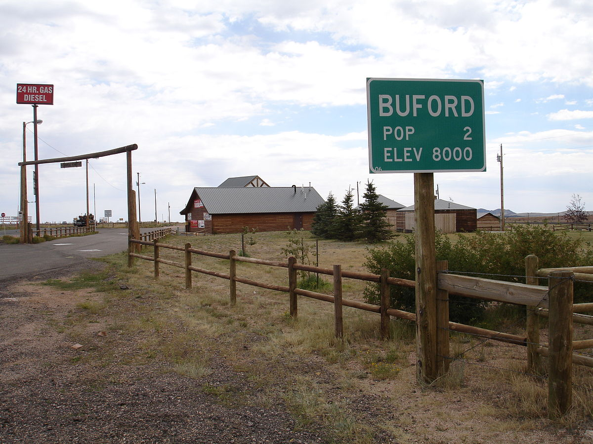 Phindeli Town Buford Wyoming Wikipedia