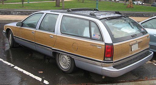 Buick Roadmaster Limited Wagon