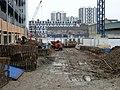 Building site, Kingsland Road - geograph.org.uk - 2241776.jpg