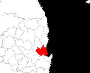 Buk-gu, Pohang - Image: Buk gu Pohang