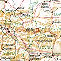 Bulgaria 1994 CIA map Pirdop.jpg