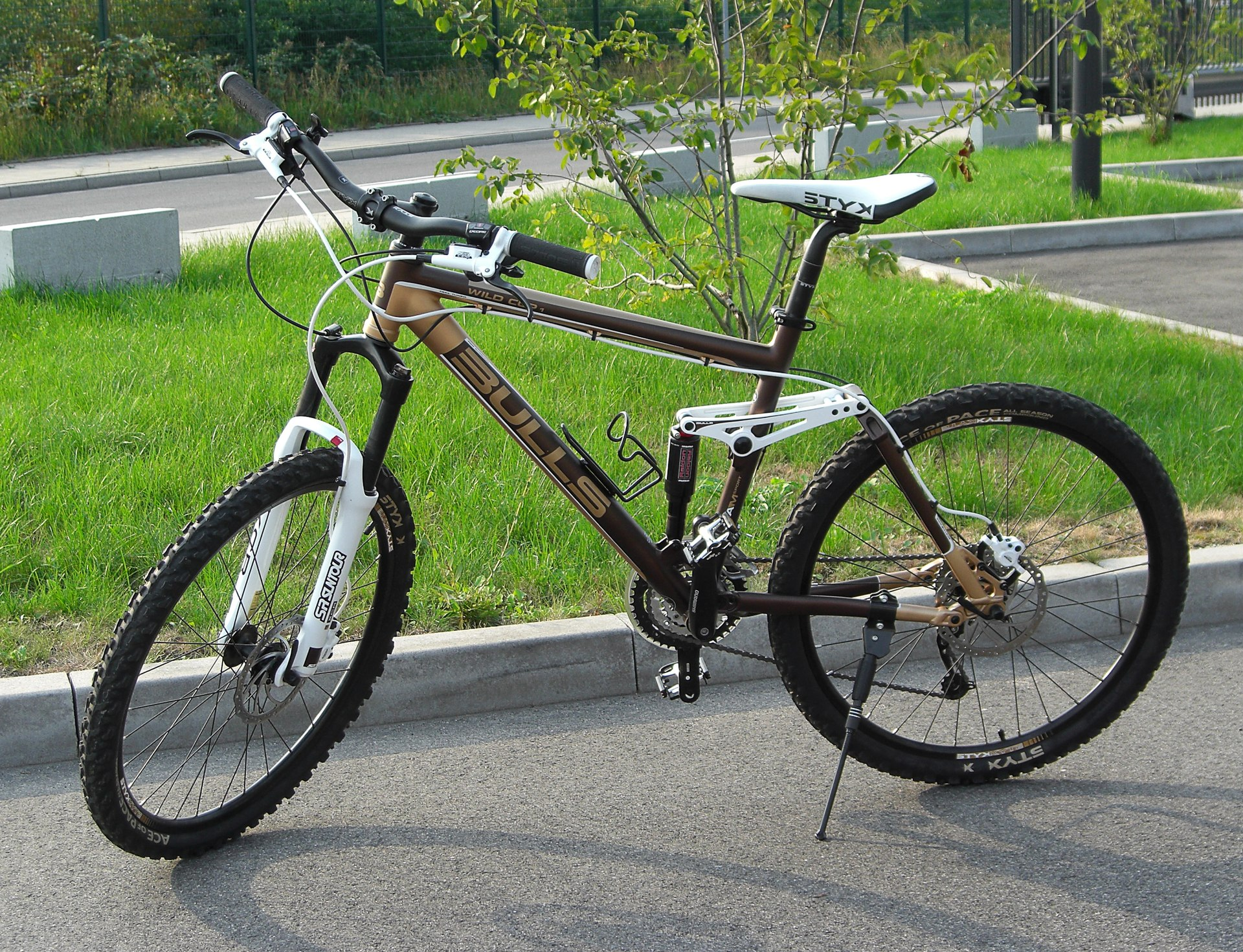 mountainbike wikipedia. Black Bedroom Furniture Sets. Home Design Ideas
