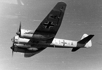 Lehrgeschwader 1 - Ju 88A of Stab/LG 1 over North Africa, September 1941