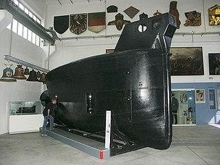 <i>Brandtaucher</i> 1850 human-powered submarine by Wilhelm Bauer