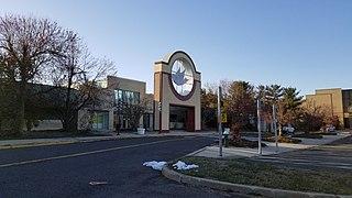 Burlington Center Mall