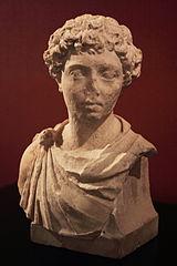 Buste de Marc Aurèle adolescent