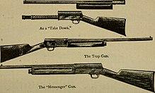 Takedown gun - WikiVisually