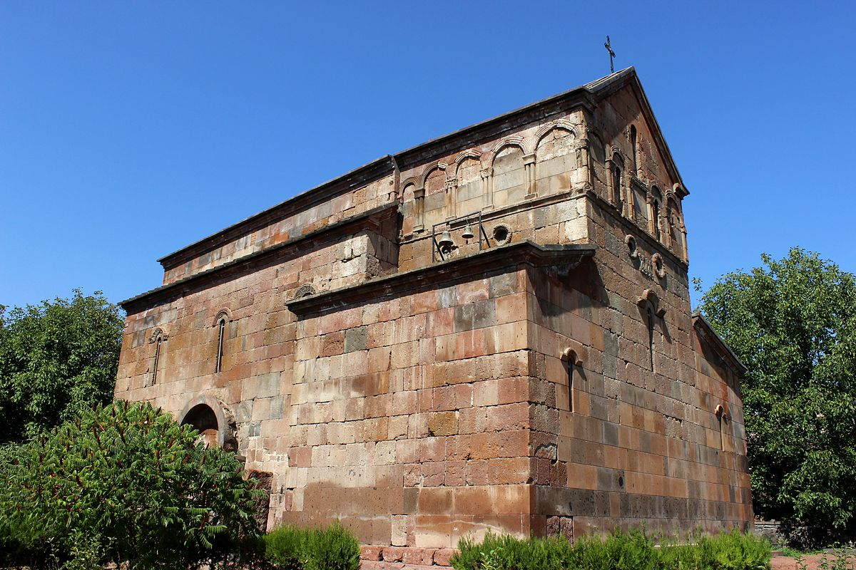 Surp Hovhannes Church (Byurakan) - Wikipedia