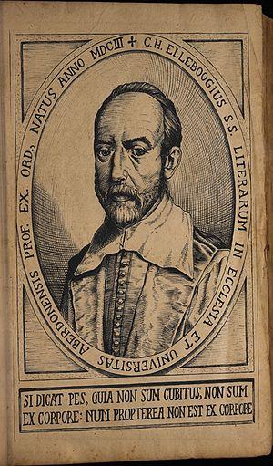 Cornelis Hendrikus Elleboogius - Cornelis Hendrikus Elleboogius