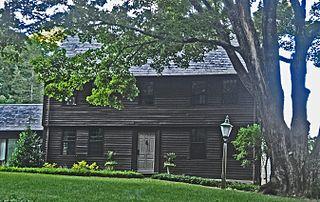 Caleb Martin House