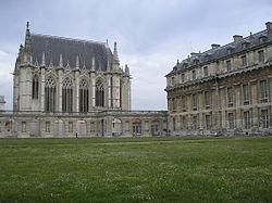 Slottet i Vincennes