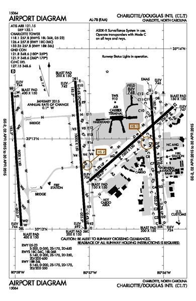 File CLT Airport    Diagram      pdf     Wikipedia