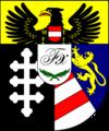 COA archbishop SI Lusin Franc Ksaver.png