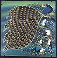 COLLECTIE TROPENMUSEUM Diverse vogels op een tak TMnr 5217-2.jpg