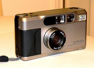 Contax T - Image: CONTAX T2