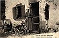 CPA Types et costumes d'Auvergne Paysanne, des Fades.jpg
