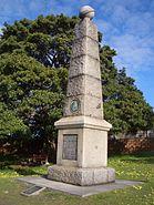 Cabarita monument