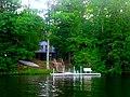 Cabin on the Lake - panoramio.jpg