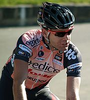 Cadel Evans 2008 Bay Cycling Classic Stage3 1.jpg