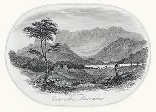 Cader Idris, Merionethshire: Height 2914 Feet