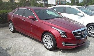 Cadillac ATS - Cadillac ATS-L in Chongqing.
