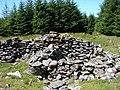 Cairn & Cist Above Friog - geograph.org.uk - 202263.jpg