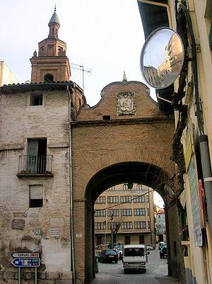 Calatayud - Puerta de Zaragoza