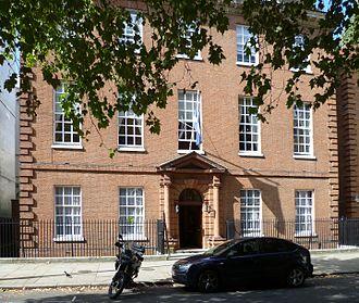 Halkin Street - The Caledonian Club, Halkin Street