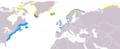 Calidris maritima map2.png
