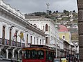 Calle García Moreno, Quito, Trolleybus, pic.aaa1.jpg