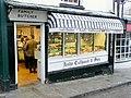 Callwood's butcher's shop, Christmas Eve - geograph.org.uk - 1631432.jpg