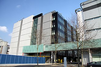 Imperial College School of Medicine - Hammersmith Hospital has some of the school's main teaching facilities