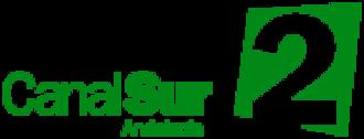 2011–12 CE Sabadell FC season - Image: Canal Sur 2 logo (2008 2011)