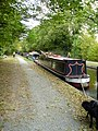 Canal boats at Froncysyllte - geograph.org.uk - 1570125.jpg