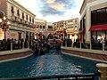 Canal in the Venice Hotel in Las Vegas.jpg