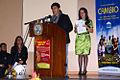 """Canciller Patiño asiste al lanzamiento del programa de becas de la SENESCYT """"Convocatoria Abierta 2011"""" (5373518050).jpg"""