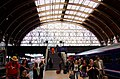 Canopy window at the north-west end of Paddington Station - geograph.org.uk - 2186408.jpg
