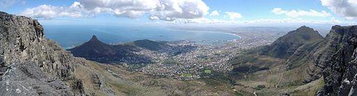 Cape Town Pano1