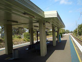 Caringbah railway station railway station in Sydney, New South Wales, Australia