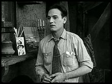 """Miller as """"The Man"""" in The Kid (1921)"""