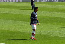 5e6dbbfda Carlos Vela at Arsenal (26 April 2009).