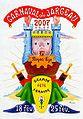 Carnaval de Jargeau 2007 Affiche Le Moyen-Age.jpg