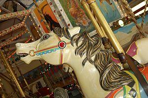"William ""Billy"" Jones - Historic Savage carousel"