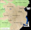 Carte des unités paysagères du plateau de Millevaches.png