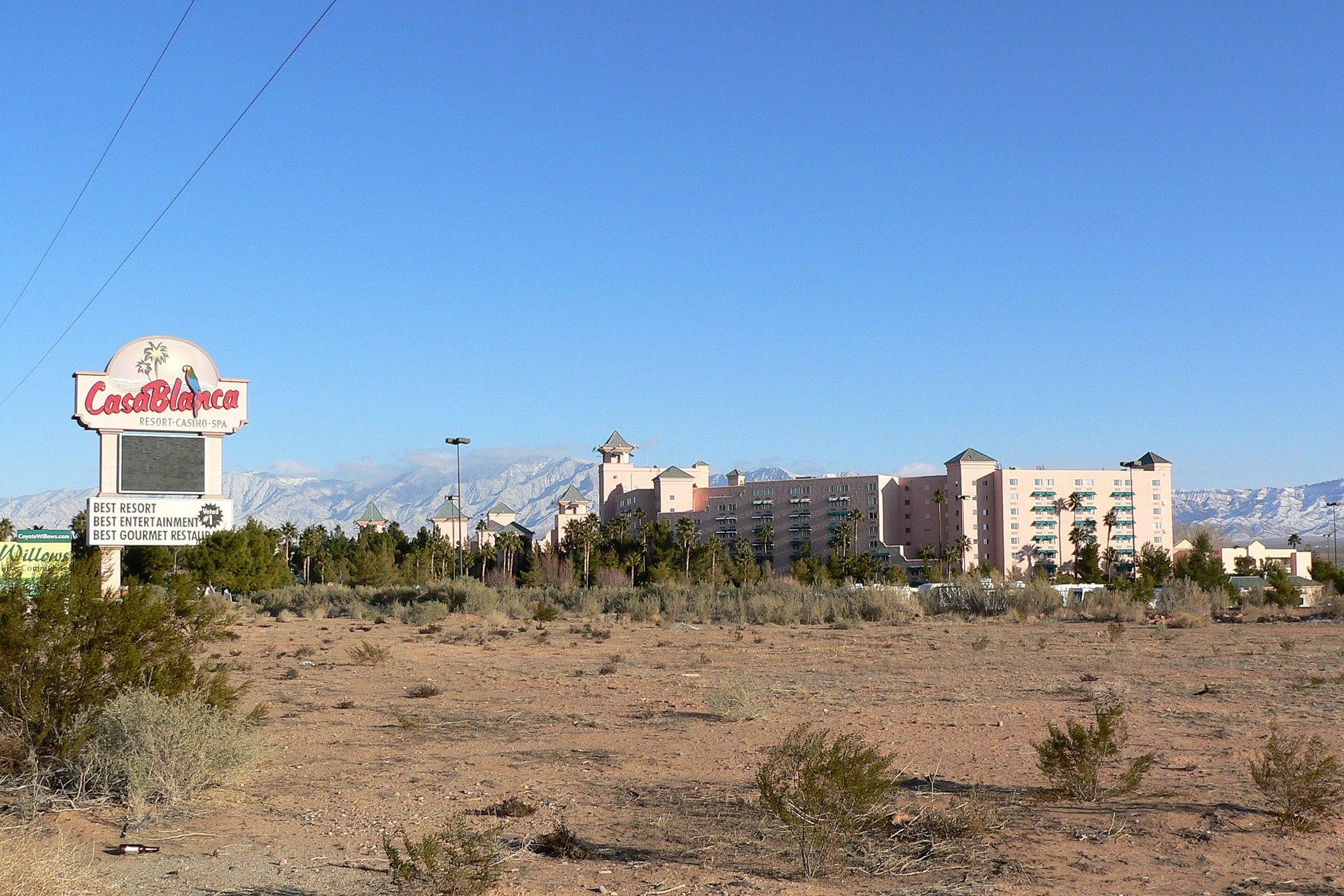 Mesquite hotel casino 11