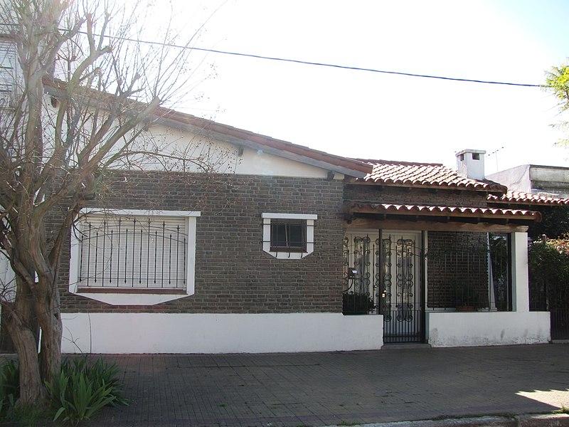 File Casa Sede De La Fundaci N Rolando A Zanetta La