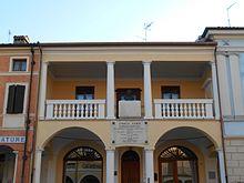 casa natale di Enrico Ferri