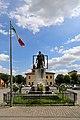 Casalguidi, monumento ai caduti di lindo meoni, 1995, 07.jpg