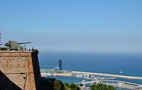 Must see Montjuic attractions
